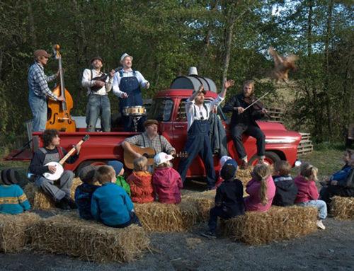 Onkel Tuka spiller barnekonsert på Fevikmessa!